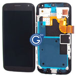 Motorola Moto X(XT1052XT1053) Complete LCD and Digitzer with Frame in Black