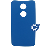 Motorola X+1 Battery Cover in Blue