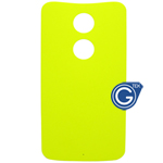 Motorola X+1 Battery Cover in Yellow