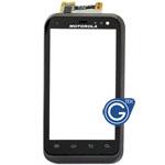 Motorola XT535 Digitizer with frame