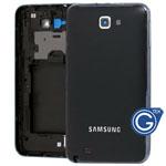 Samsung Galaxy Note N7000,i9220 Rear Housing in Black