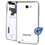 Samsung Galaxy Note N7000,i9220 Rear Housing in White