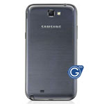 Samsung Galaxy Note 2 N7100 battery cover black