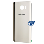 Samsung Galaxy Note 5 SM-N920 Battery Cover in Gold