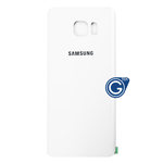 Samsung Galaxy Note 5 SM-N920 Battery Cover in White