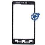Nokia Lumia 820 front frame for digitizer