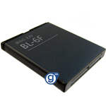 Battery for Nokia N95 8GB N78 N79 BL-6F Compatible