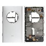 Genuine Nokia Lumia 1020 Back Cover Unibody (White) - Nokia Part No: 00810R6