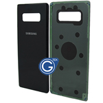 Samsung Galaxy Note 8 SM-N950F Battery Cover in Black