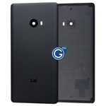 Xiaomi Note 2 Battery Cover in Black - High Quality