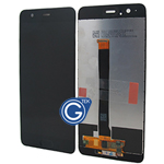 Huawei P10 Plus Complete LCD and Digitizer in Black-HQ