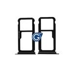 Huawei P10 Plus Sim Card Holder in Black