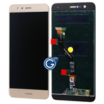 Huawei P10 Lite Complete LCD and Touchpad Assembly in Gold - High Quality