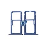 Huawei P10 Sim Card Holder in Blue