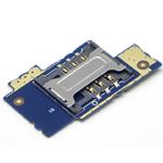 Original Sim Card Reader S-SIM for Sony C1505 Xperia E -  Sony Part no: :A/8CS-58550-0001