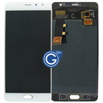 Redmi Pro Complete LCD and Digitizer in White-OEM