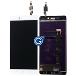 Redmi 4 LCD with Touchpad Assembly in White - HQ