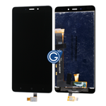 Redmi Note 4 Complete LCD with Touchpad in Black