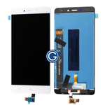 Redmi Note 4 Complete LCD with Touchpad in White - OEM