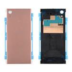 Genuine Sony Xperia XA1 (G3125), Xperia XA1 Dual Battery Cover in Pink (Rose) - P/N: 78PA9200030