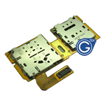 Samsung Galaxy Tab S2 WiFi SM-T810, LTE SM-T815 Sim Card Reader Flex
