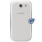 Genuine Samsung GT-I9300 Galaxy S3 Battery Cover - Ceramic White GH98-23340B