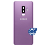 Samsung Galaxy S9 Plus G965F Battery Cover Purple