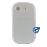 Samsung C3510  battery cover white