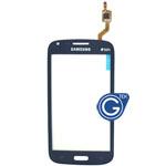 Samsung Galaxy Core DUOS i8262,Galaxy Core i8260 Digitizer in Metallic Blue (with DUOS logo)
