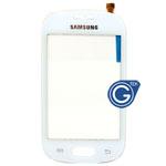 Samsung Galaxy Fame S6812C Digitizer White