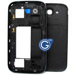 Samsung Galaxy Grand DUOS i9082 Rear Housing Black