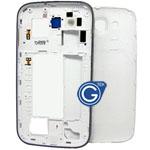 Samsung Galaxy Grand DUOS i9082 Rear Housing White