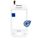 Samsung Galaxy Pocket S5300 digitizer white
