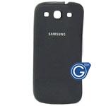 Samsung Galaxy S3 i9300 back cover black
