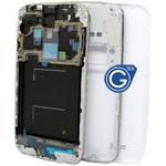 Samsung Galaxy S4 LTE(4G)  i9505 complete housing white