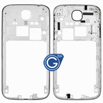 Samsung Galaxy S4 LTE(4G) i9505 Center frame-D cover white