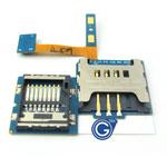 Samsung Galaxy Xtreme S5690 Sim card with memory card flex