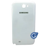 Samsung Galaxy Note 2 N7100 battery cover white