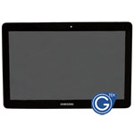 Samsung N8000 N8010 N8013 Complete lcd with digitizer with mid board black