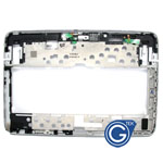 Samsung Galaxy Note 10.1 GT-N8000 (3G Version) Front Cover with Side Button and  Flex in Grey