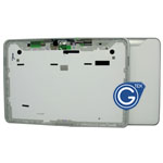 Samsung P7500 P7501 back cover with side button complete in white