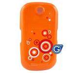 Samsung S3650 battery cover orange