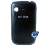 Samsung Galaxy Pocket S5300 battery cover black