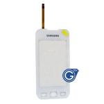 Samsung S5350 Digitizer touchpad in White