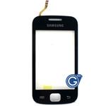 Samsung S5660 Galaxy Gio digitizer touchpad in Black