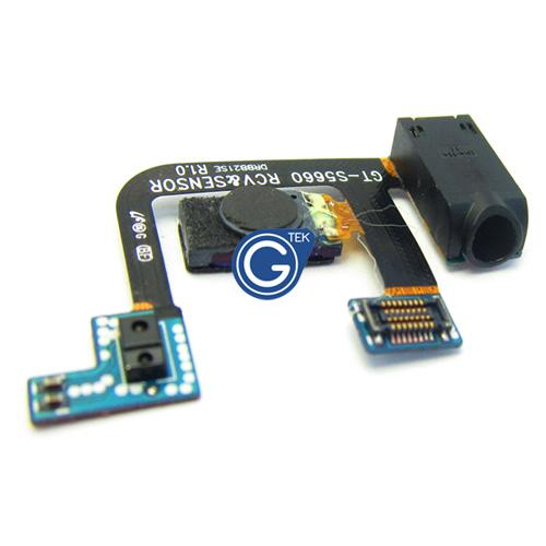Samsung S5660/Galaxy Gio earphone flex with speaker