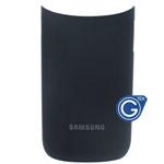 Samsung Galaxy W  i8150 battery cover black