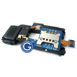 Samsung i8700 sim card reader with loudspeaker unit