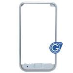 Samsung Galaxy S i9000 Chrome Frame Silver