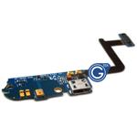 Samsung i9050 Galaxy S charging connector flex